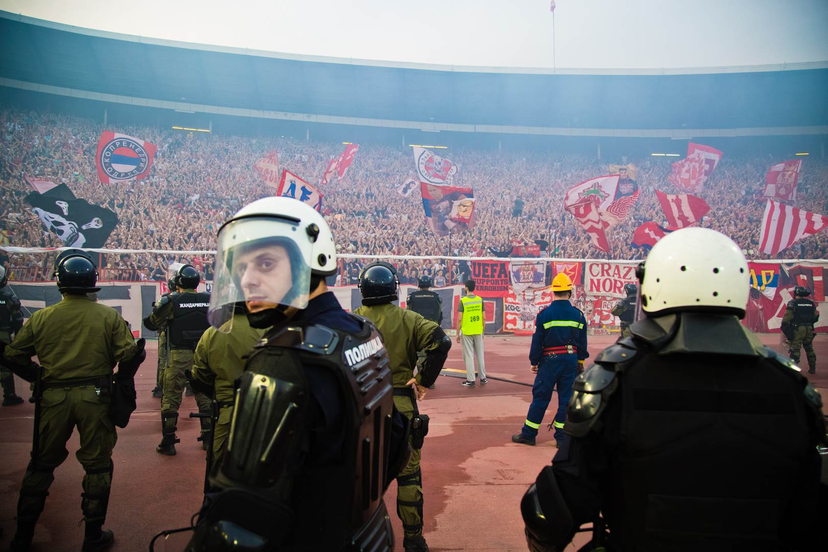 Zvezdi i Partizanu opet oduzimaju bodove?