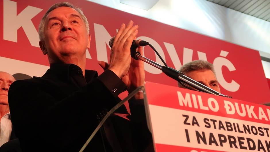 Đukanović: Crna Gora je na korak od članstva u EU