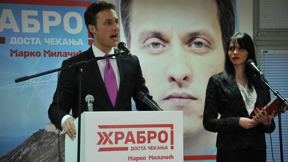 Milačić zahvalio građanima na čistim glasovima