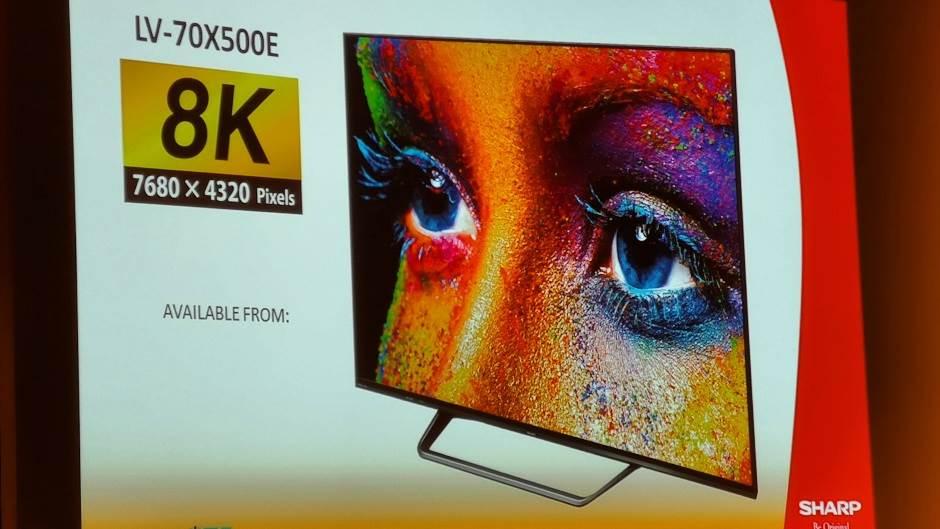 Premijera: 8K TV je stigao, cijena 11.200 € (FOTO)