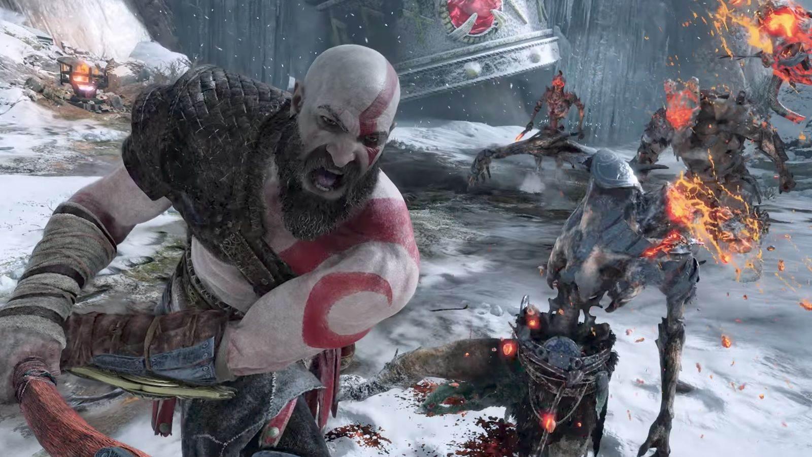 Gotovo savršena igra: God of War (FOTO, VIDEO)