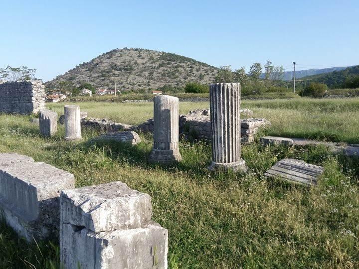 Turistička valorizacija arheološkog lokaliteta Duklja