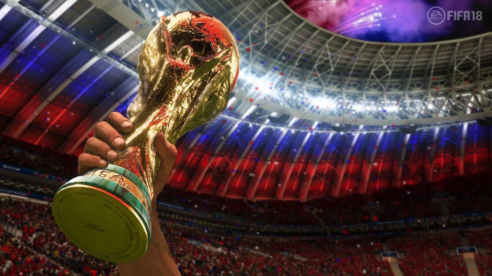 FIFA 18 ocene igrača pred Rusiju!