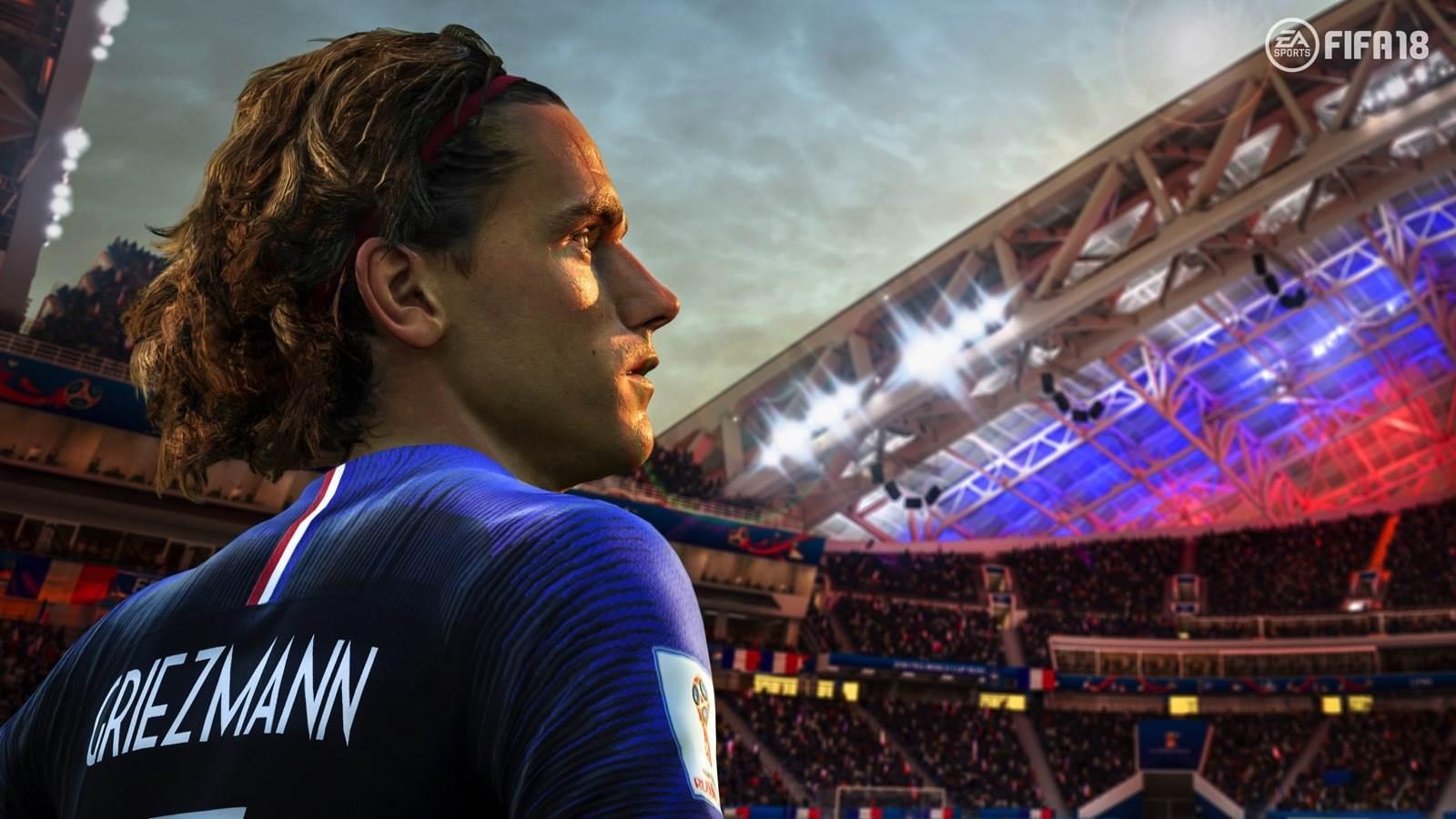 FIFA 18: Svetsko prvenstvo u Rusiji besplatno