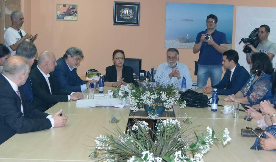 Barski DPS predao podmlađenu listu (FOTO)