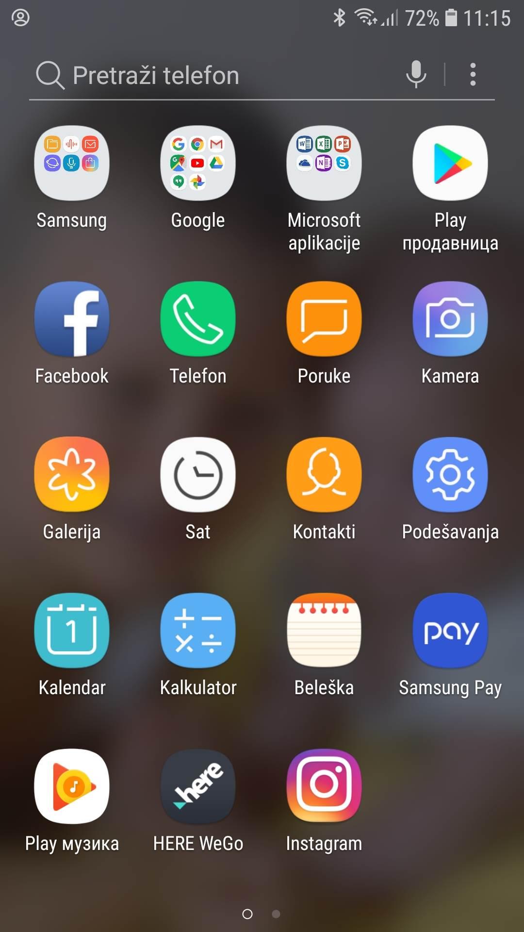 Konačno Oreo za Samsung Galaxy S7 i S7 edge (FOTO)