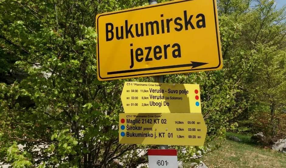 Znate li legende o Bukumirskom jezeru? (FOTO)