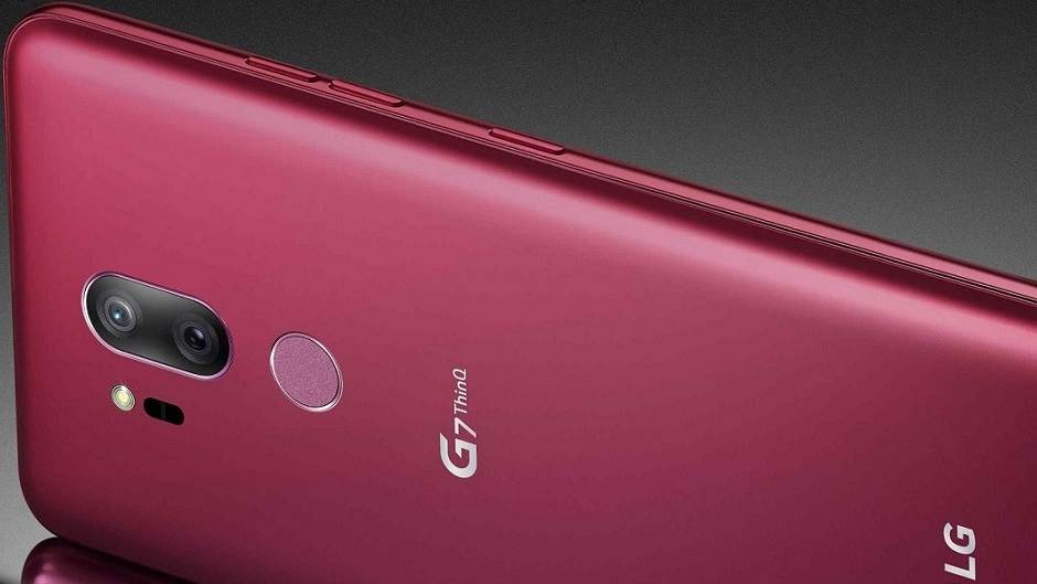 G7: 10 puta jači Hi-Res zvuk i vufer zvučna kutija