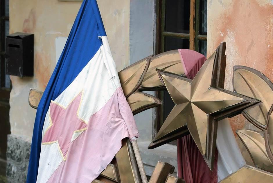 sfrj jugoslavija jugosloveni zastava tito