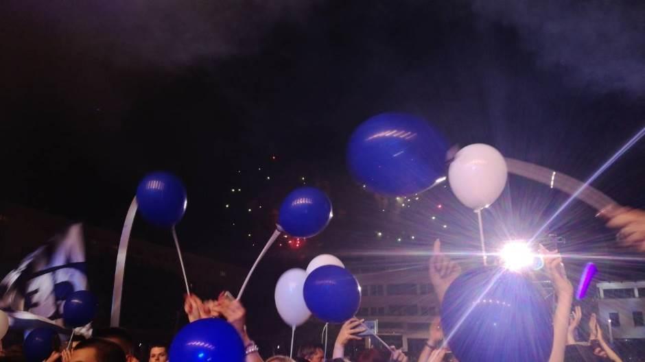 """Podgorička """"Plava noć"""" za pamćenje! (FOTO, VIDEO)"""