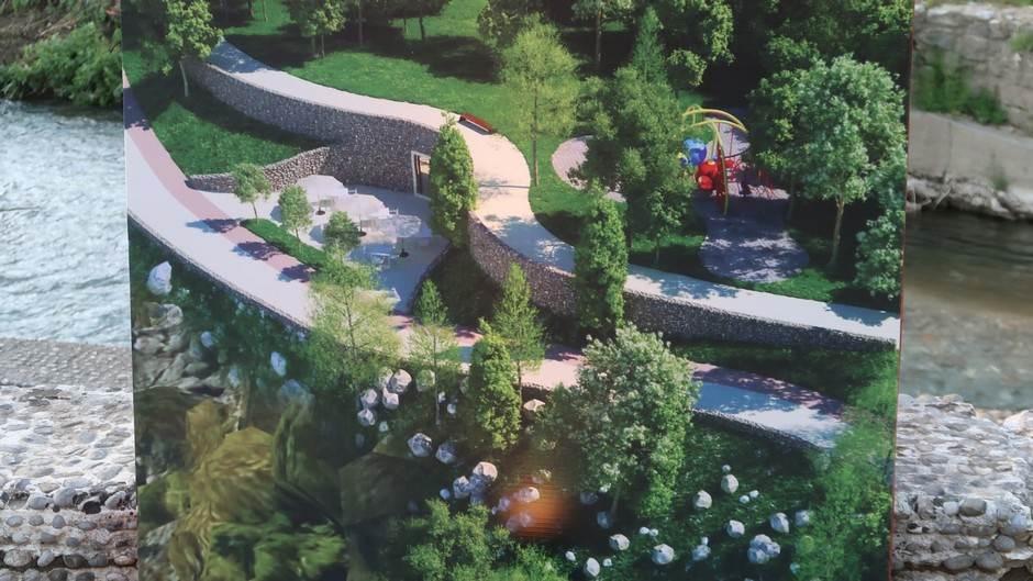 Ovako će izgledati šetališta uz Moraču i Ribnicu!