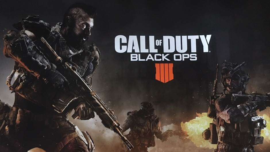 CoD, Call of Duty, Black Ops, BO4, Black Ops 4