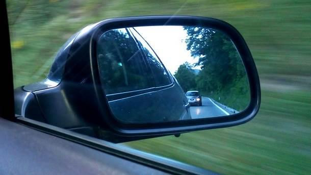 putevi retrovizor vožnja