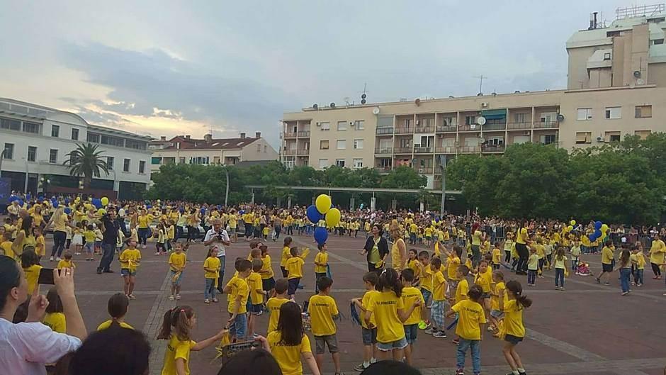 Predškolski na Trgu