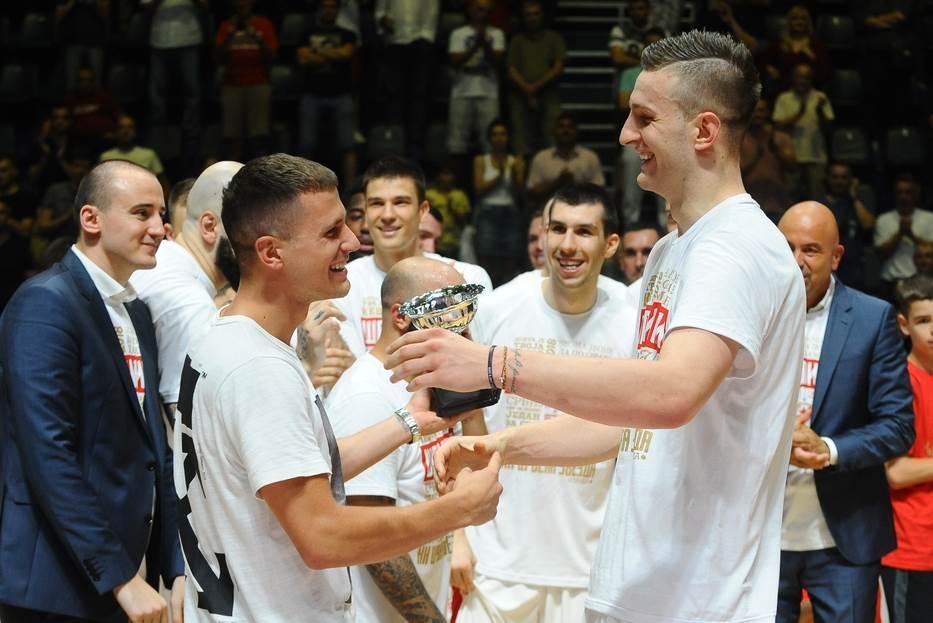 Nemanja Nedović Alen Omić MVP