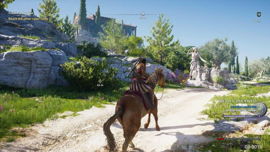 Assassin's Creed: Odyssey najavljen - Grčka zove!