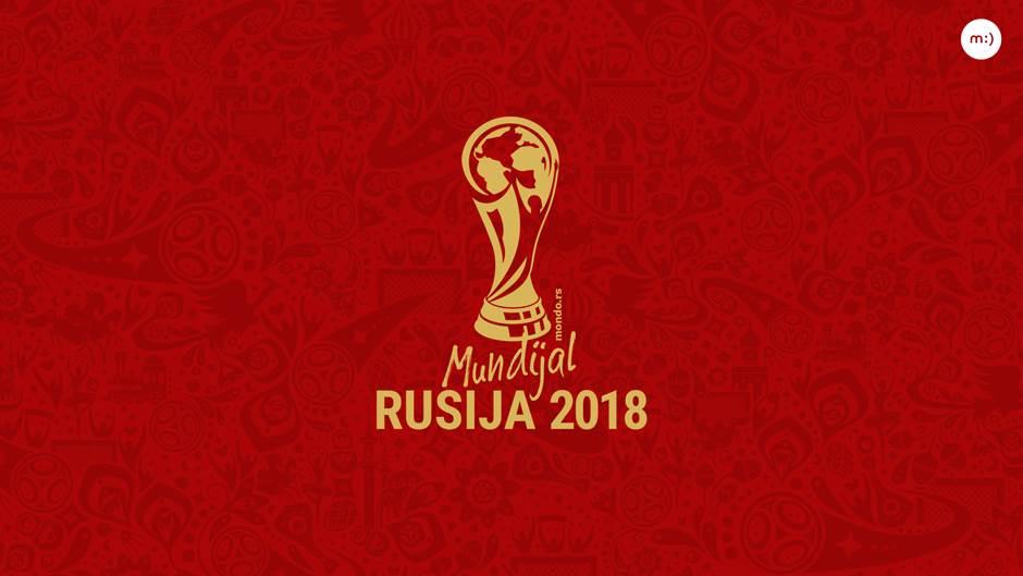 Mundijal 2018 Rusija