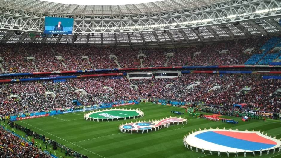 Šou Rusa na premijeri - 5:0!