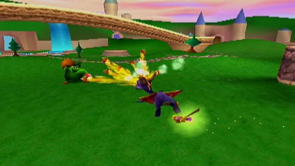 Prvi video Spyro Reignited vraća nas u detinjstvo