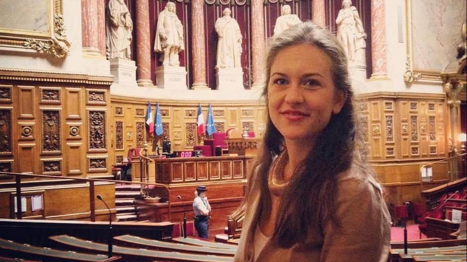 Ovako Nina Ševaljević promoviše Crnu Goru u Parizu