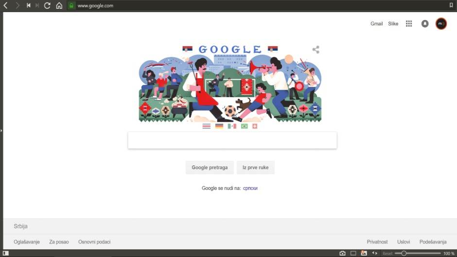 Google slavi pobedu ORLOVA