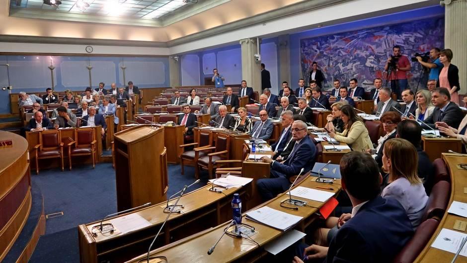 Poslanici SDP-a se vraćaju u Parlament