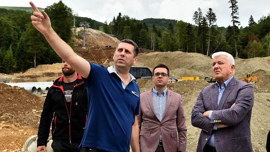 Marković nenajavljeno u Kolašinu: Zasučite rukave!