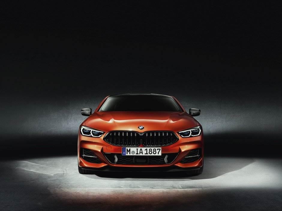 Prve zvanične fotografije BMW-ovog kupea iz snova