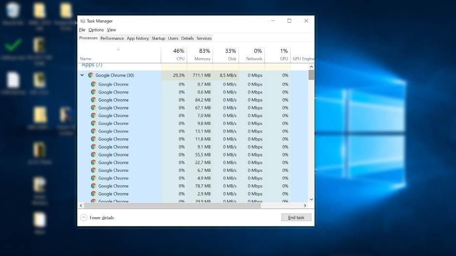 Šta da uradite kada vam Chrome guši kompjuter