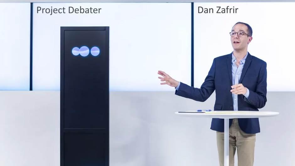 Kompjuter je već u stanju da raspravlja s ljudima