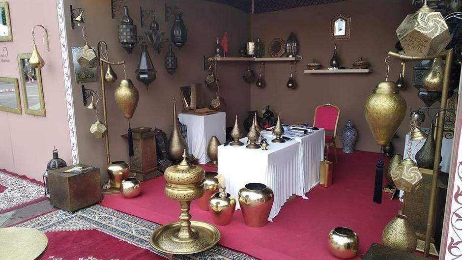 Marokanska nedjelja zanatlija u Podgorici (FOTO)