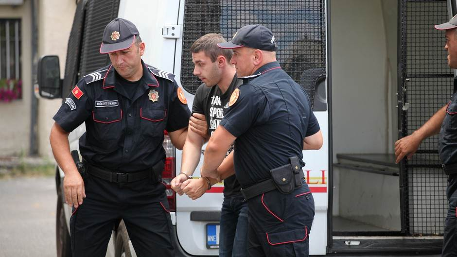 Nikšićani umiješani u ubistva Roganovića i Lenca