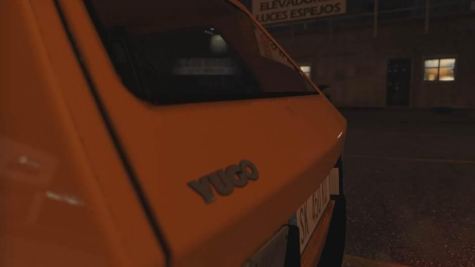 Yugo u GTA V izgleda bolje nego uživo FOTO, VIDEO