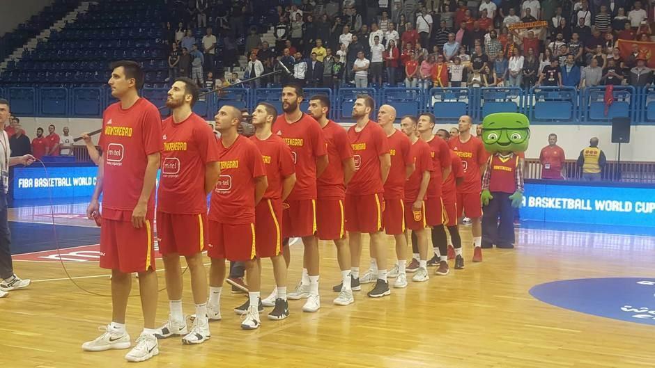 Crna Gora poražena od Brazila