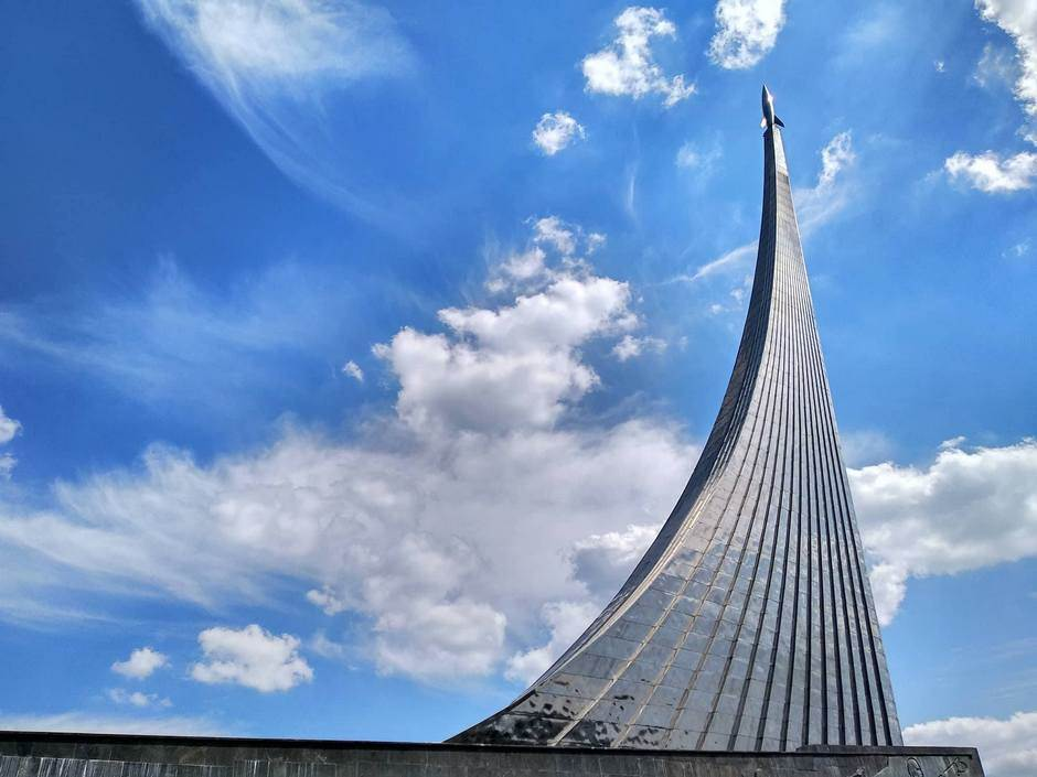 Donosimo vam duh kosmosa iz Moskve!