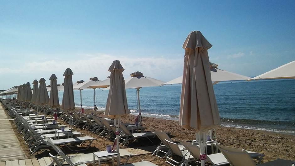 U Grčkoj ležaljka - do 500 eura!