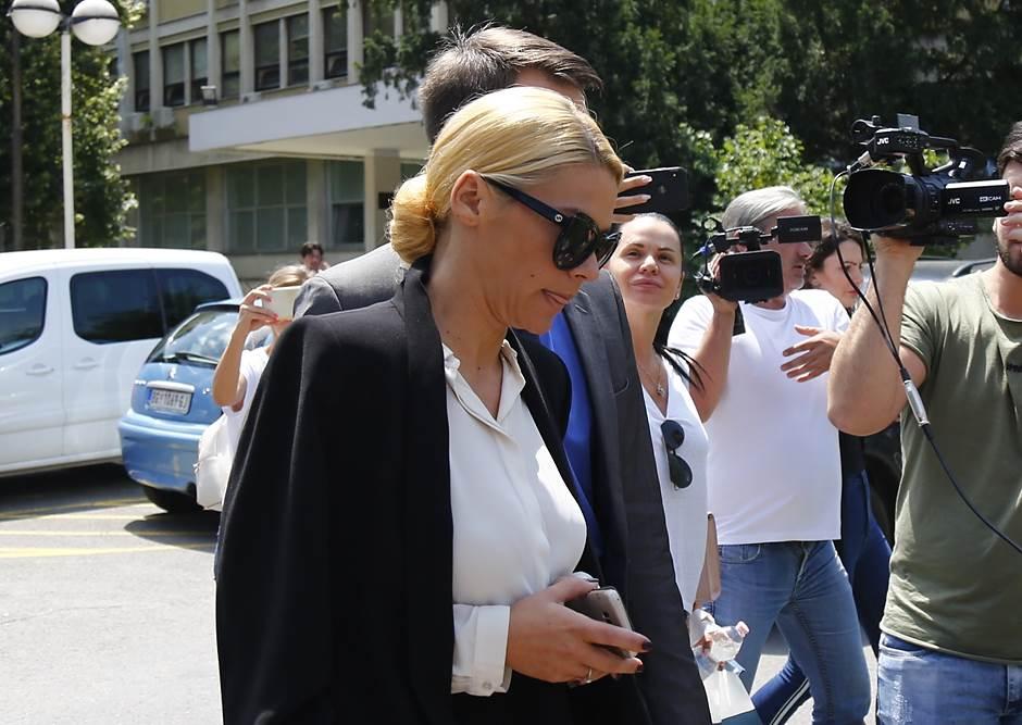Odbio da odgovara na pitanja Natašinih advokata