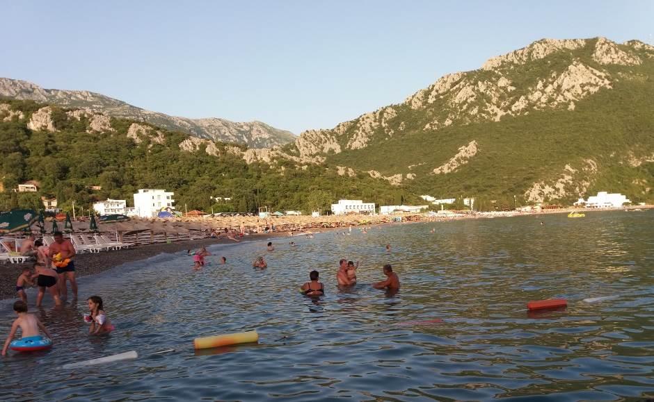 Barska rivijera - plaže