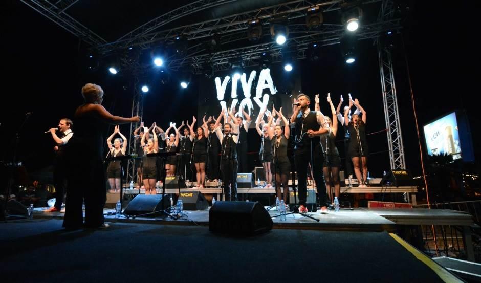 A kapela spektakl na barskom šetalištu! (VIDEO)