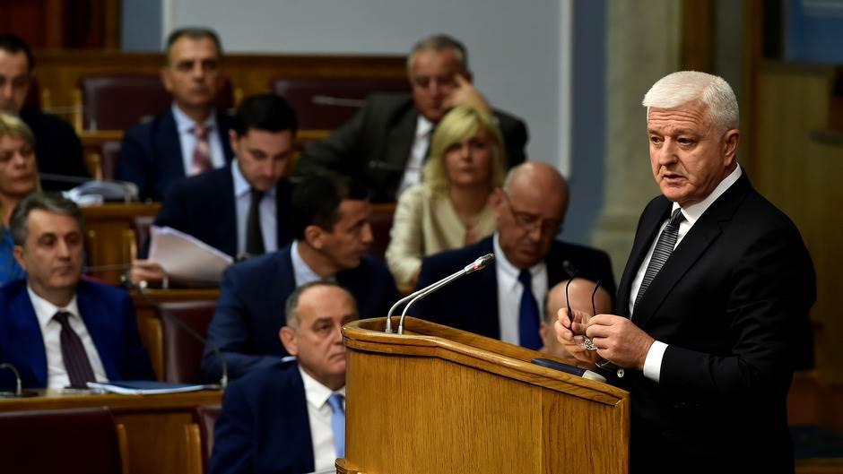 Premijerski sat - Duško Marković