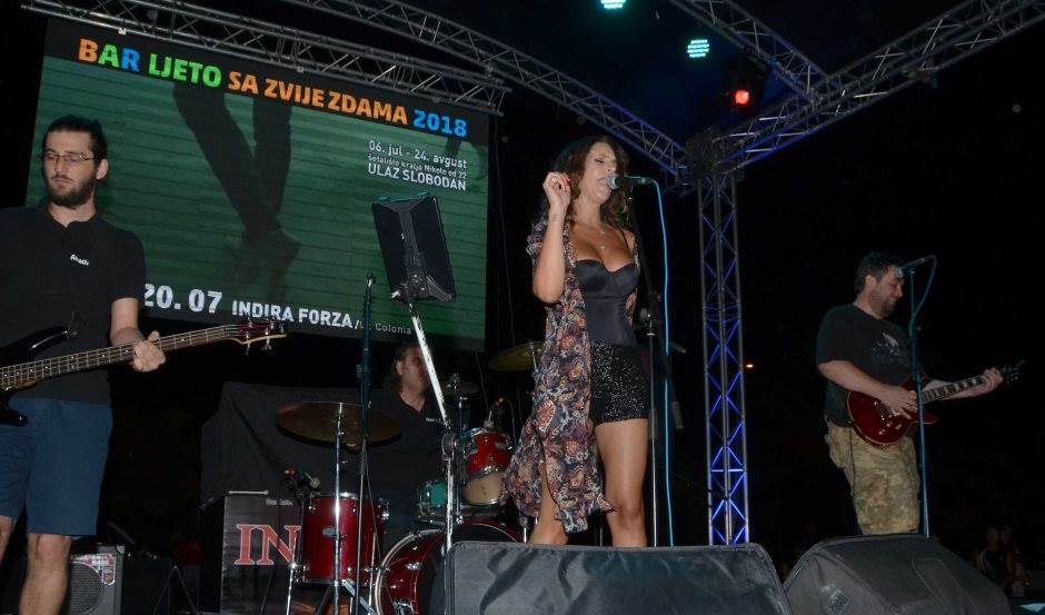 "Indira Forza i Andrea u Baru ""oduzele dah""! VIDEO"