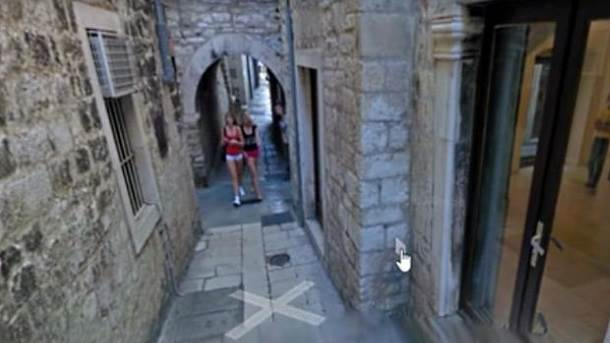 """Google Maps otkrile """"mutanta"""" u Hrvatskoj"""