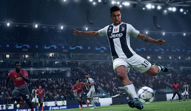 FIFA 19 gameplay video, FIFA19