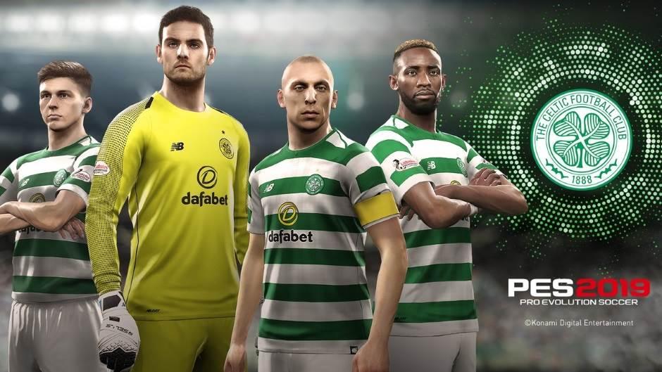 PES 2019: Novi klub i nova liga + PC zahtevnost