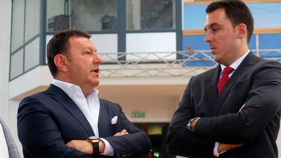 """""""Morača"""" će biti spremna za start Evrolige FOTO"""