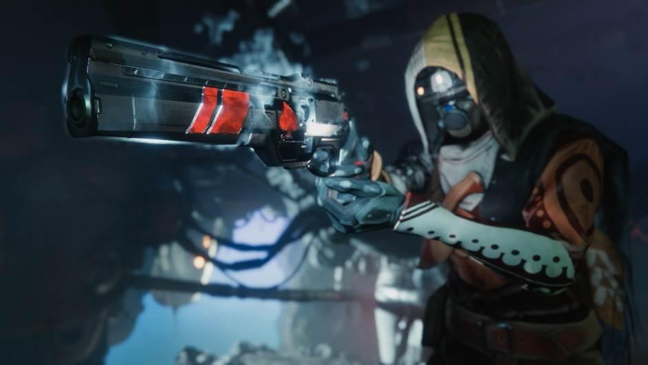 Destiny 2: Forsaken - Cayde's Exotic Stash video trailer pre order bonus info, Game info