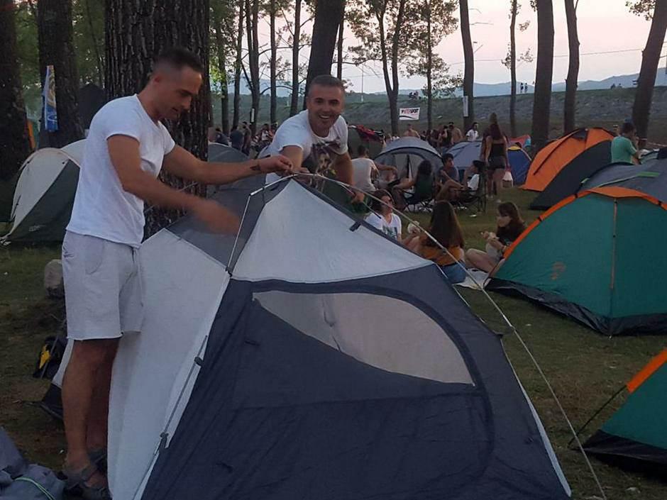 """U kampu je uvijek dobro """"zezanje""""!"""
