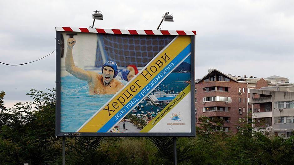 Ćirilica se vraća u Herceg Novi