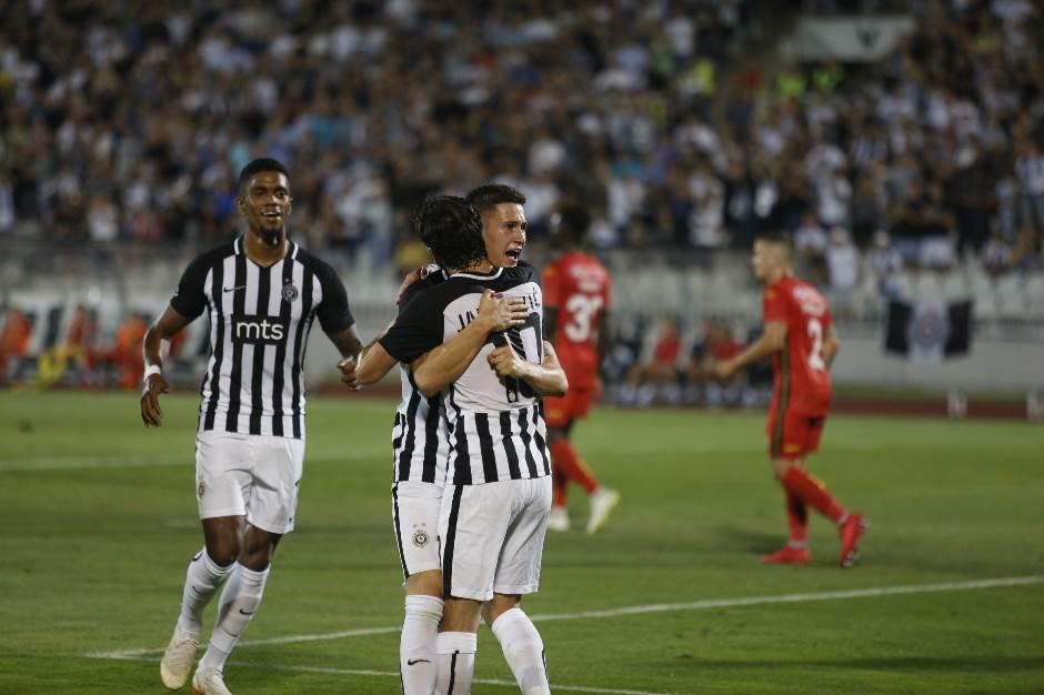 Odloženo i Partizan - Rad