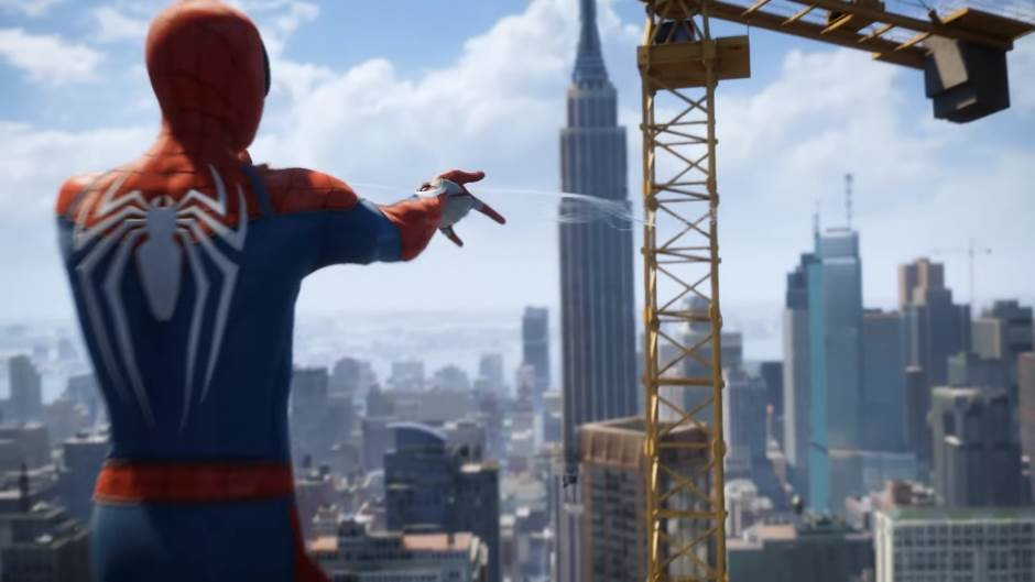 Nova Spider-Man igra je OGROMNA (VIDEO)